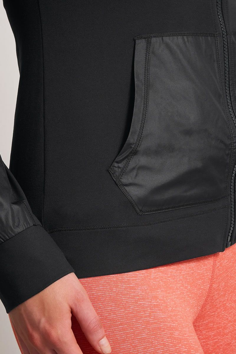 Under Armour UA Studio Essential Jacket image 3 - The Sports Edit