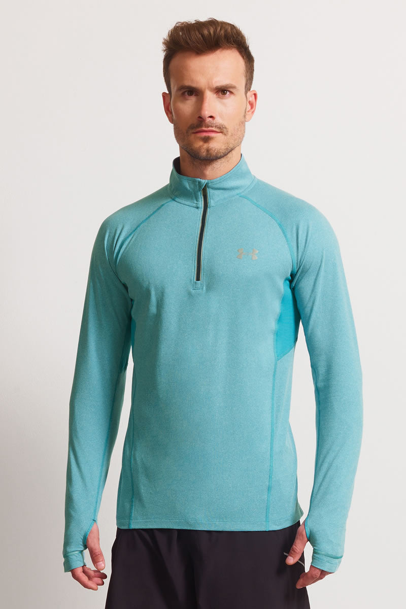 Under Armour UA Launch 1/4 Zip image 1 - The Sports Edit