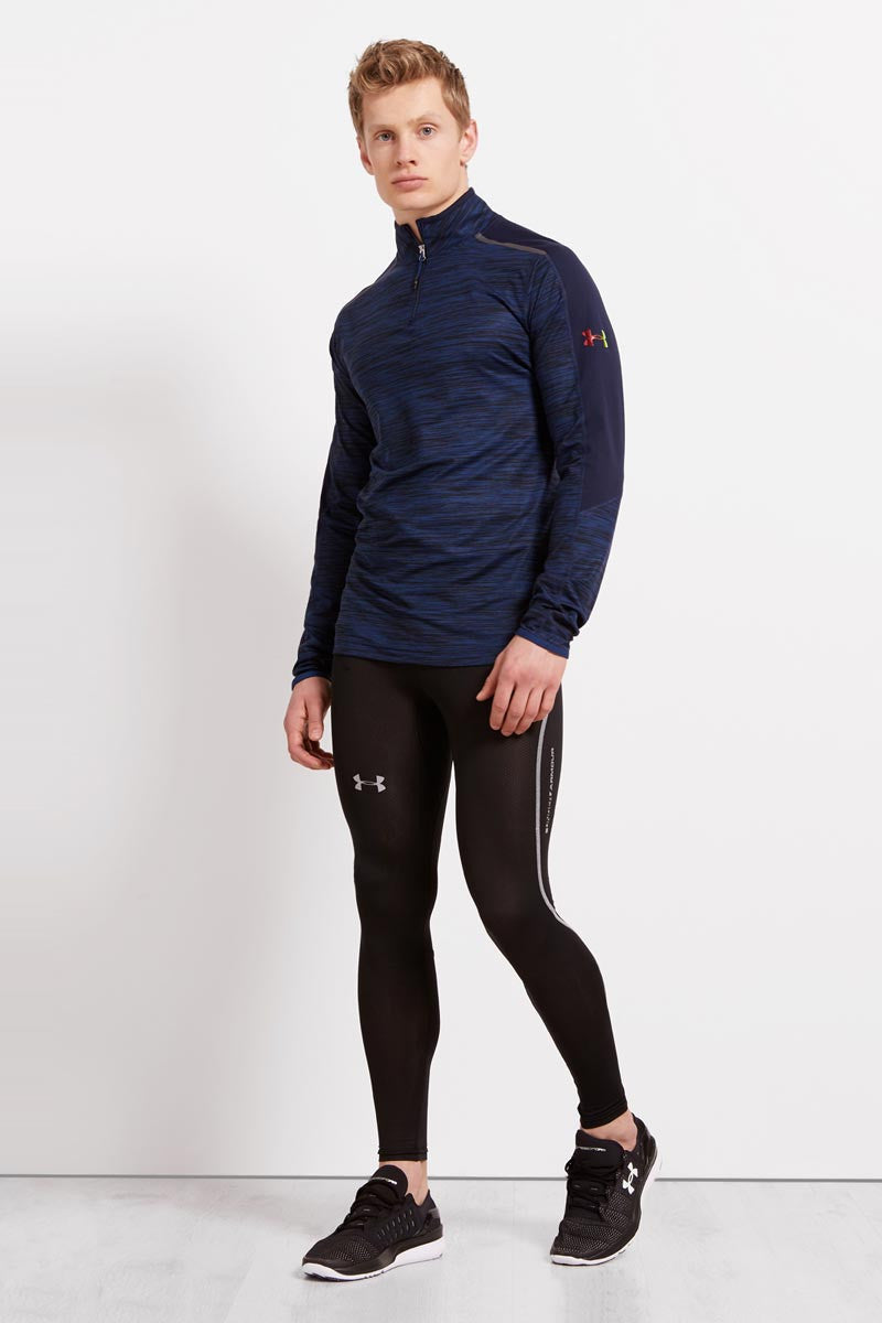 Under Armour UA Podium 1/4 Zip - BTN/CAD/IRG image 4 - The Sports Edit