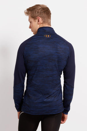 Under Armour UA Podium 1/4 Zip - BTN/CAD/IRG image 2 - The Sports Edit