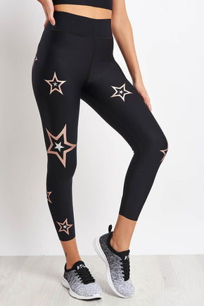 Ultracor Ultra Pop Star Leggings - Brushed Rose image 1 - The Sports Edit 66aef06548c