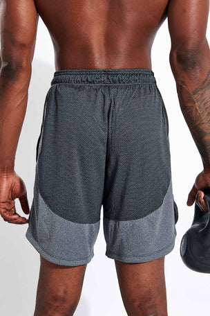 Under Armour Knit Performance Training Shorts - Black image 3 - The Sports Edit