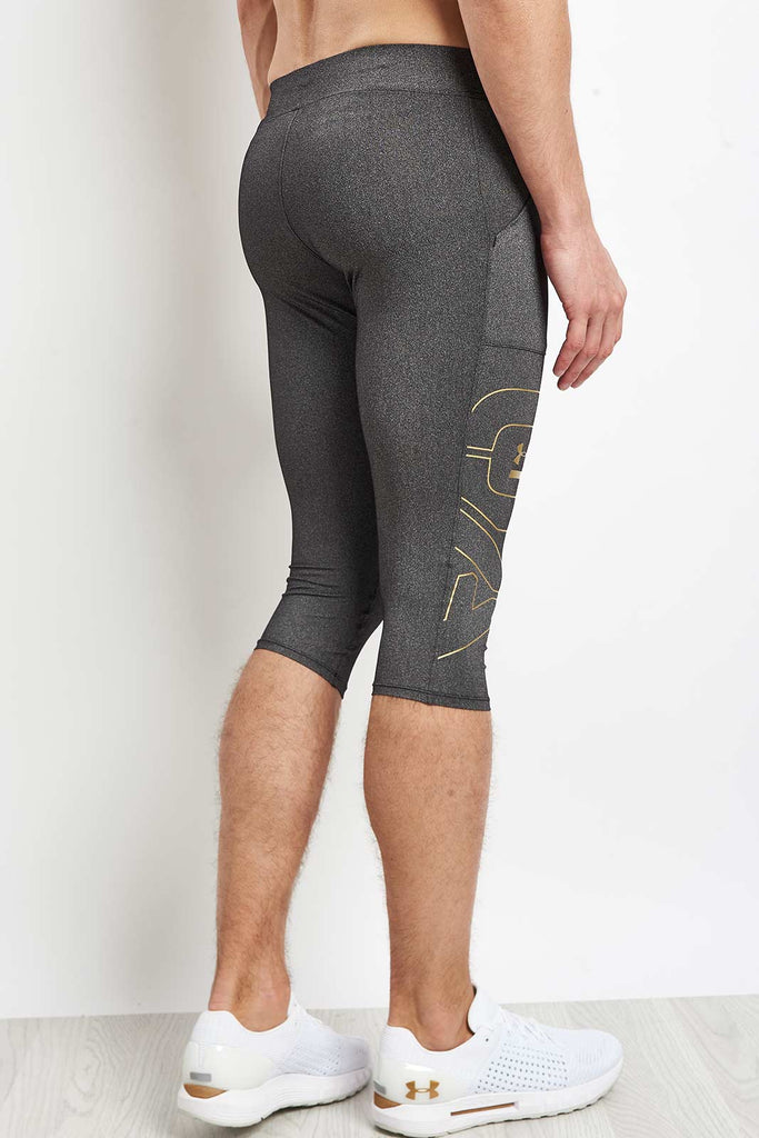 82cde4ad397 Under Armour Perpetual Half Legging image 3 - The Sports Edit