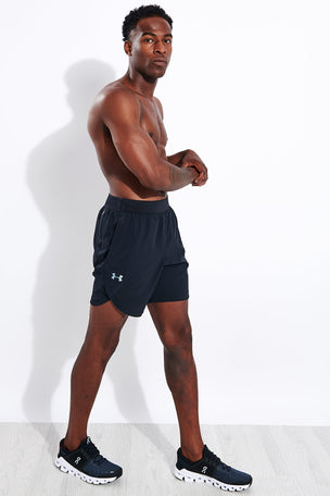 Under Armour Stretch Woven Shorts - Black image 2 - The Sports Edit