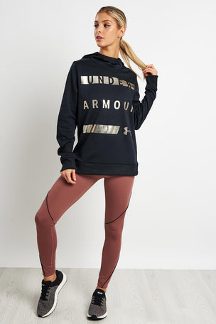 Under Armour Armour Fleece® Hoodie image 4 - The Sports Edit