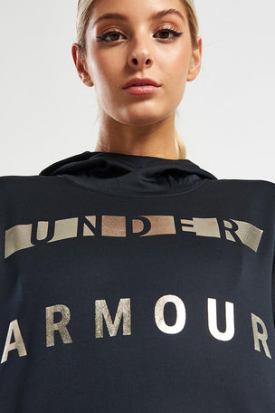 Under Armour Armour Fleece® Hoodie image 3 - The Sports Edit