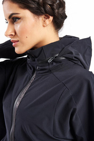 Under Armour Woven Graphic Jacket - Black image 6 - The Sports Edit