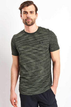 44a997a8bf Under Armour Vanish Seamless Short Sleeve image 1 - The Sports Edit