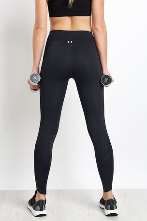 Under Armour Breathelux Legging - Black image 2 - The Sports Edit