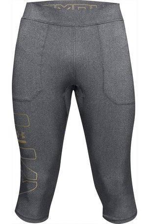 Under Armour Perpetual Half Legging image 4 - The Sports Edit