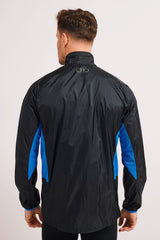 Under Armour UA ColdGear® Infrared Storm Packable Jacket Black image 2 - The Sports Edit