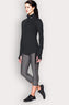 Under Armour Streaker 1/2 Zip - Black image 5 - The Sports Edit