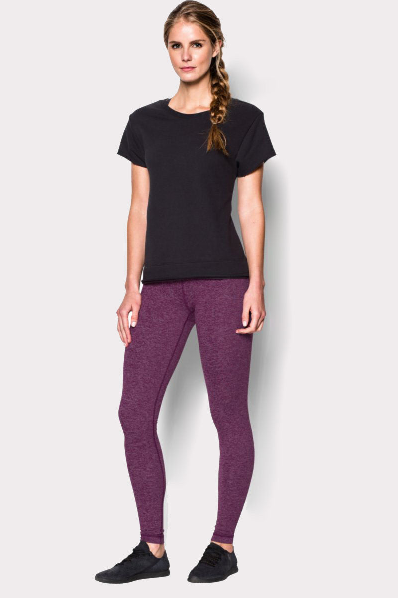 Under Armour UA Mirror Legging - Aubergine image 4