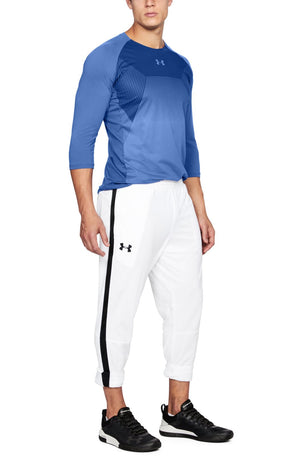 Under Armour Threadborne Vanish 3/4 Sleeve Mens Running Top image 4 - The Sports Edit