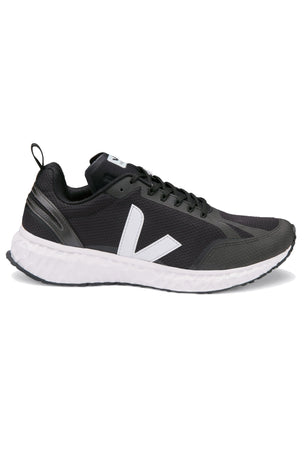 Veja Condor Mesh Black White - Black image 1 - The Sports Edit