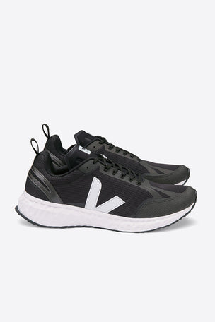 Veja Condor Mesh Black White - Black image 3 - The Sports Edit