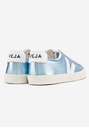 Veja Esplar Leather - Iceberg White image 3 - The Sports Edit