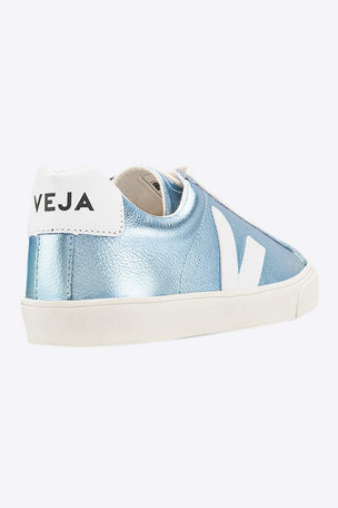 Veja Esplar Leather - Iceberg White image 4 - The Sports Edit