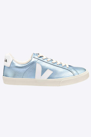 Veja Esplar Leather - Iceberg White image 2 - The Sports Edit