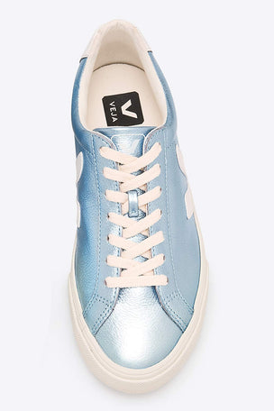 Veja Esplar Leather - Iceberg White image 5 - The Sports Edit