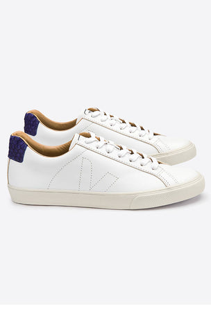 Veja Esplar Bastille Leather Electric Tilapia | Women's image 2 - The Sports Edit