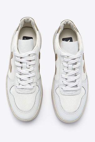 Veja V-10 White Gold - Women's image 4 - The Sports Edit