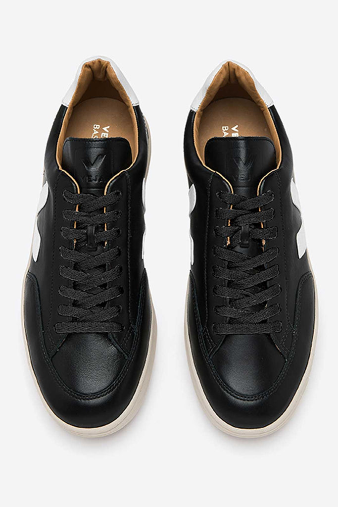 V12 Womens Boost Safety Work Trainer Shoes Black Sizes 2-8
