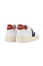 Veja V-10 Extra White Nautico Pekin - Women's image 2 - The Sports Edit