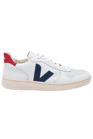 Veja V-10 Extra White Nautico Pekin | Women's image 1 - The Sports Edit