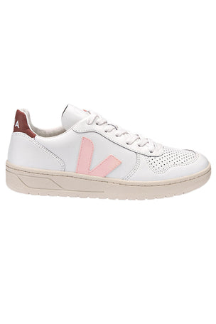 Veja V-10 Extra White Petale Dried Petal - Women's image 1 - The Sports Edit