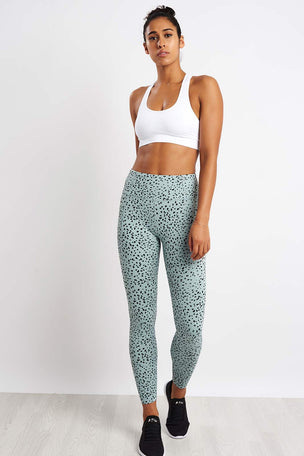 Varley Bedford Legging - Abyss Speckle image 5 - The Sports Edit