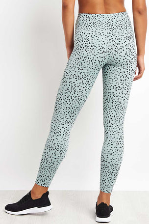Varley Bedford Legging - Abyss Speckle image 2 - The Sports Edit