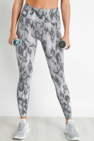 Varley Bedford Tight - Fading Snake image 1 - The Sports Edit