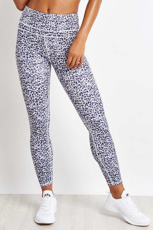 Varley Biona Legging - Distorted Cheetah image 2 - The Sports Edit
