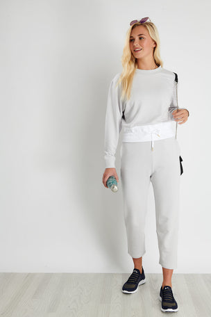 Varley Catherine Pant - Nimbus Cloud image 2 - The Sports Edit