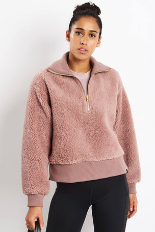 Varley Daphne Pullover - Deauville image 1 - The Sports Edit