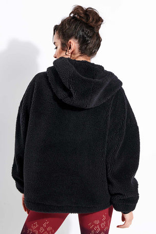 Varley Montalvo Coat - Black image 4 - The Sports Edit