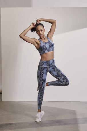 Varley Berkeley Bra - Night Sky image 6 - The Sports Edit