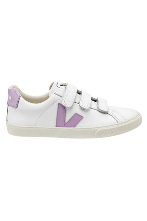 VEJA Esplar 3-lock - White Lilac image 1 - The Sports Edit