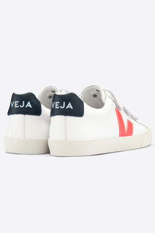 Veja Esplar 3-Lock - Extra White Orange Fluo Nautico image 3 - The Sports Edit