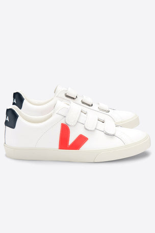 Veja Esplar 3-Lock - Extra White Orange Fluo Nautico image 2 - The Sports Edit
