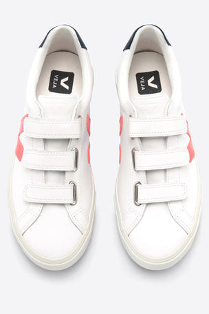 Veja Esplar 3-Lock - Extra White Orange Fluo Nautico image 4 - The Sports Edit