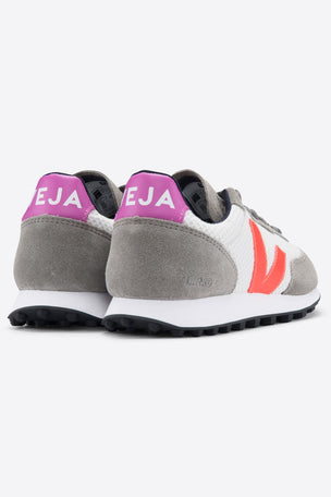 Veja Rio Branco - Gravel Orange Fluo Ultraviolet | Women's image 3 - The Sports Edit