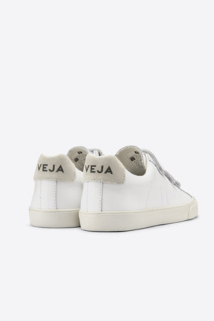 Veja 3-Lock Leather - White | Women's image 3 - The Sports Edit