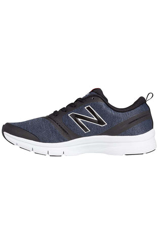 New Balance WX711HB Heather Black White W image 1