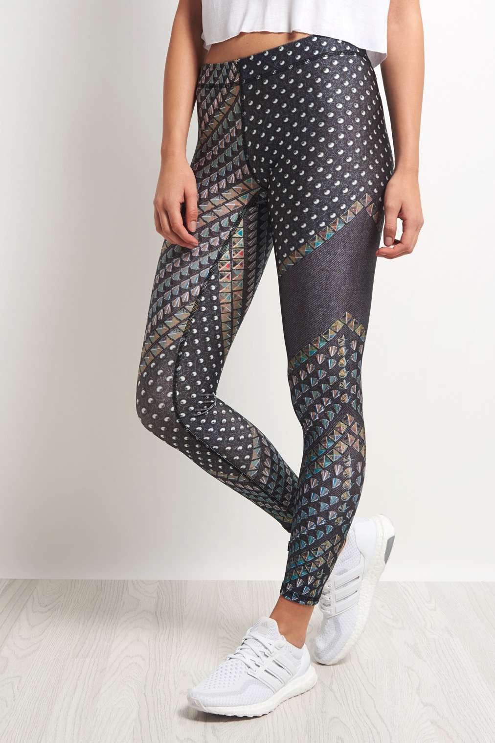 Terez You're a Stud Performance Legging image 1 - The Sports Edit