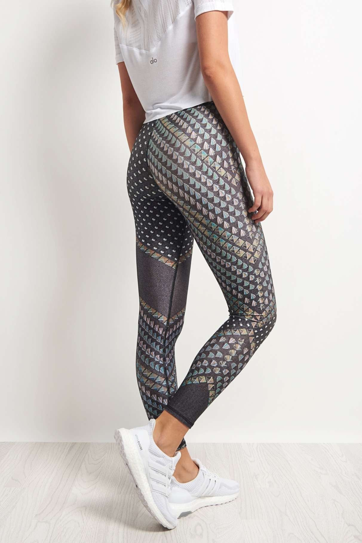 Terez You're a Stud Performance Legging image 2 - The Sports Edit