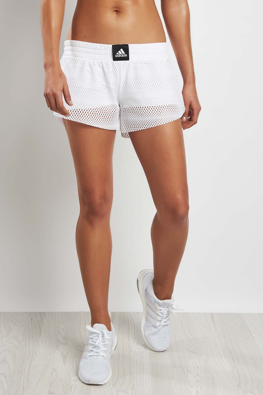 ADIDAS 2 in 1 Mesh Short image 1 - The Sports Edit