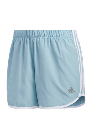 ADIDAS Marathon 20 Shorts - Ash Grey image 4 - The Sports Edit