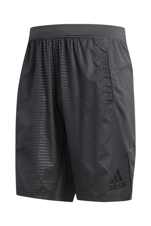 ADIDAS 4KRFT Woven 10-inch Embossed Graphic Shorts image 5 - The Sports Edit